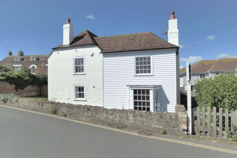 3 Bedrooms Semi Detached House for sale in Coolinge Lane, Folkestone, CT20