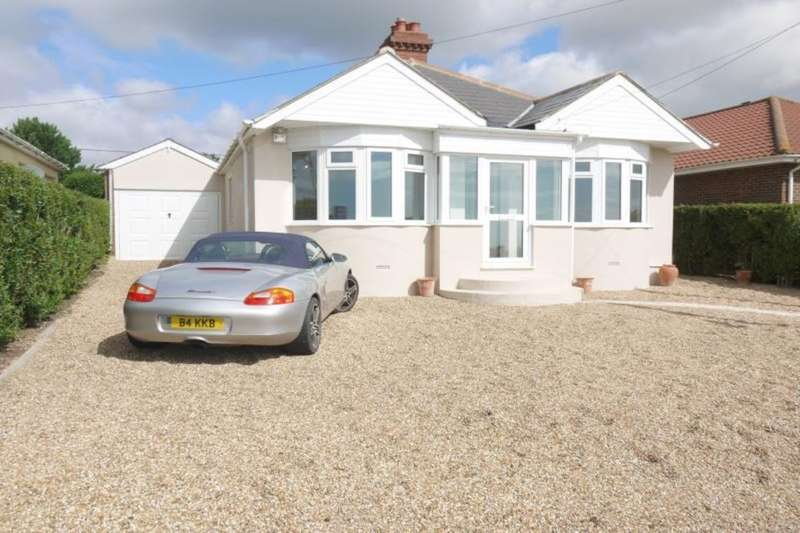 3 Bedrooms Detached Bungalow for sale in Old Dover Road, Capel-Le-Ferne, Folkestone, CT18