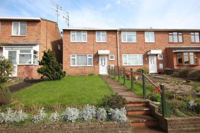 3 Bedrooms Terraced House for rent in Redfern Avenue, Kenilworth, CV8