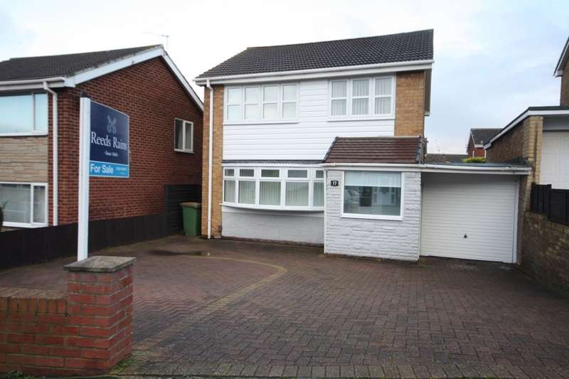3 Bedrooms Property for sale in Wentworth Crescent, New Marske, Redcar, TS11