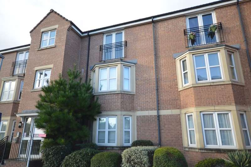 2 Bedrooms Flat for sale in Royal Troon Drive, Wakefield, WF1