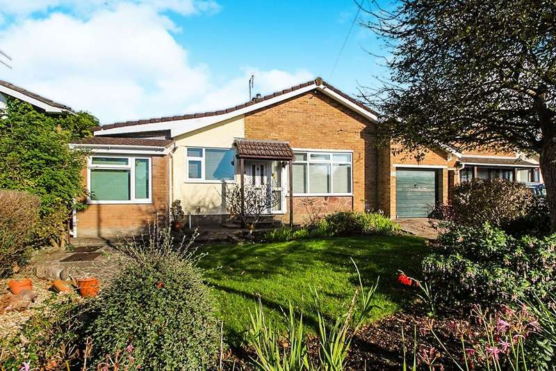 2 Bedrooms Detached Bungalow for sale in Stoneyfields, Easton-In-Gordano, Bristol, BS20