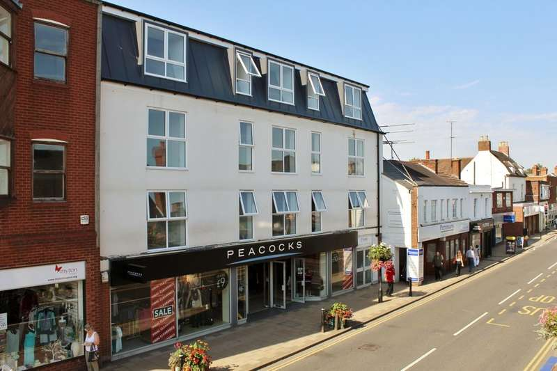 2 Bedrooms Flat for sale in Warwick Road, Kenilworth, CV8