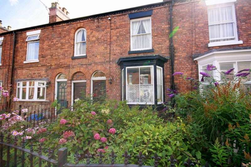 3 Bedrooms Terraced House for sale in South Crofts, Nantwich, CW5
