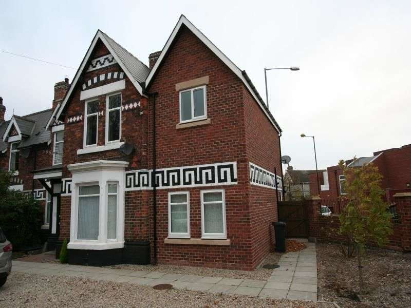 2 Bedrooms Flat for rent in Oakfield Road, Middlesbrough, TS3