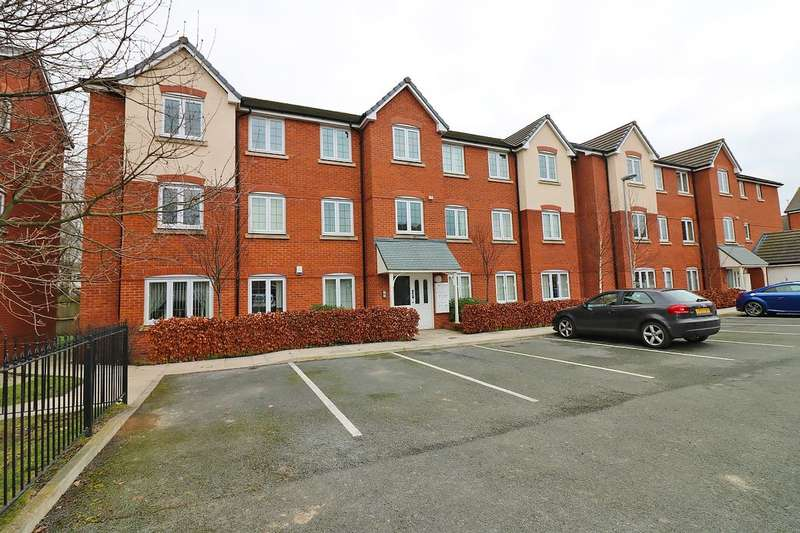 2 Bedrooms Flat for sale in Wellwood Close, Ellesmere Port, CH65