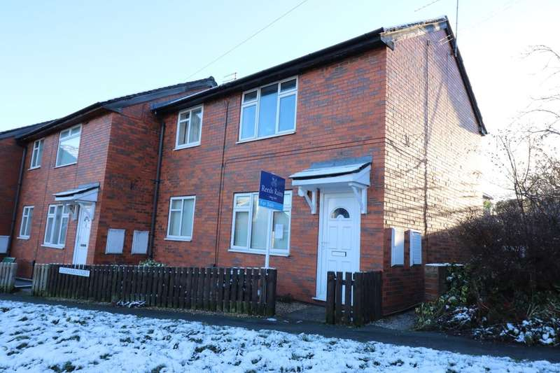 1 Bedroom Flat for sale in Ledsham Court, Little Sutton, Ellesmere Port, CH66