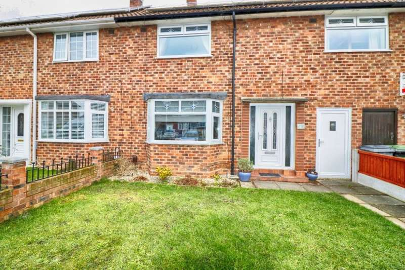 3 Bedrooms Semi Detached House for sale in Eskdale Avenue, Eastham, Wirral, CH62