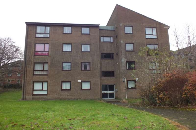 2 Bedrooms Flat for sale in Broad Ash Greystoke Gardens, Newcastle Upon Tyne, NE2