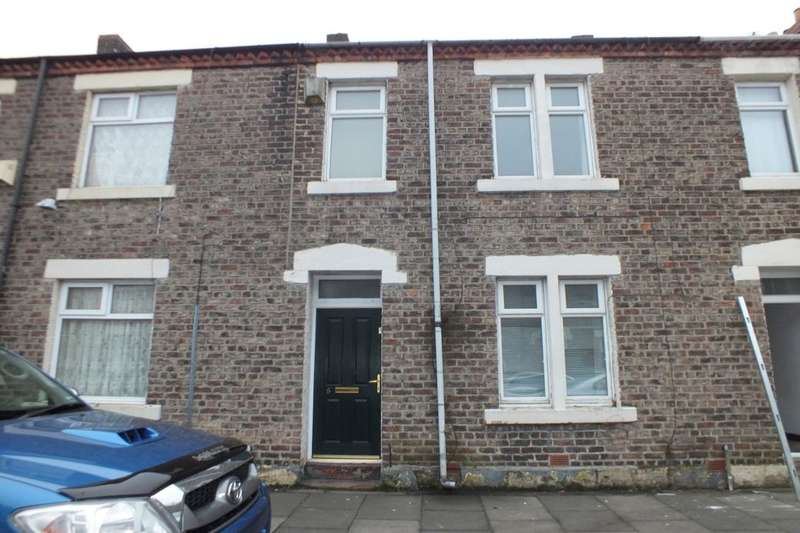 3 Bedrooms Semi Detached House for sale in Belsay Place, Newcastle Upon Tyne, NE4