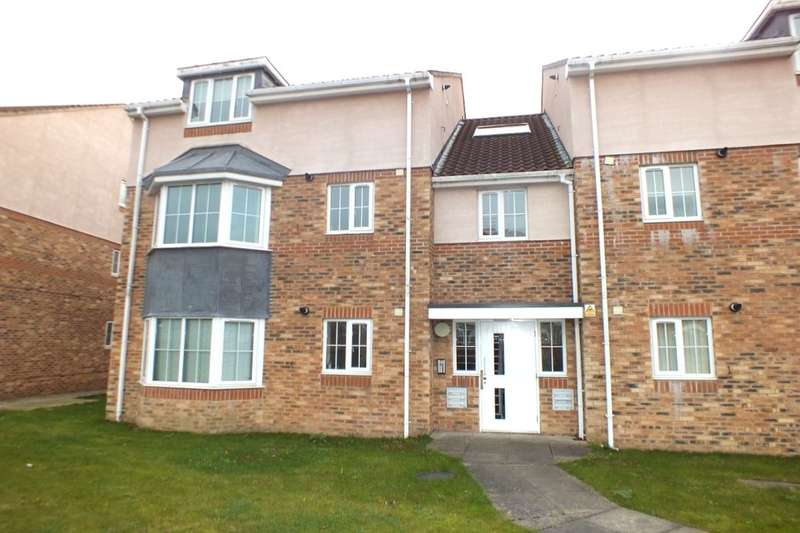 2 Bedrooms Flat for sale in Hawthorn Close, Newcastle Upon Tyne, NE15