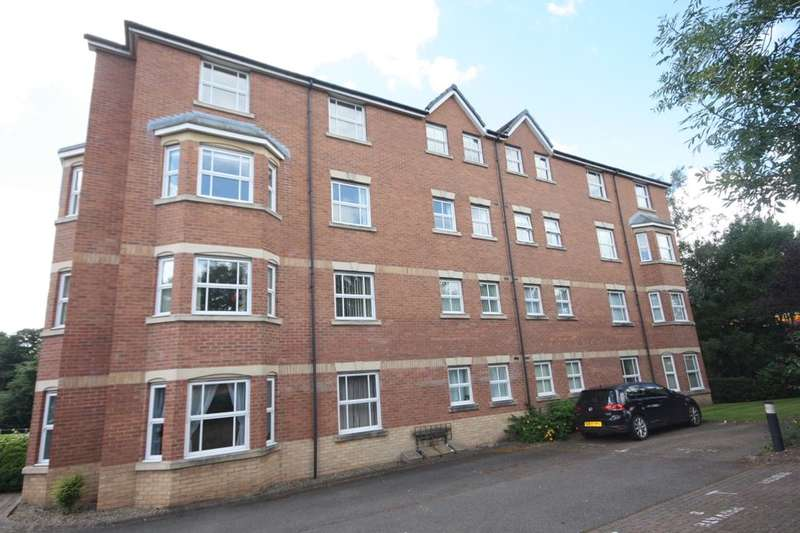 2 Bedrooms Flat for rent in Westerdale Court, Guisborough, TS14