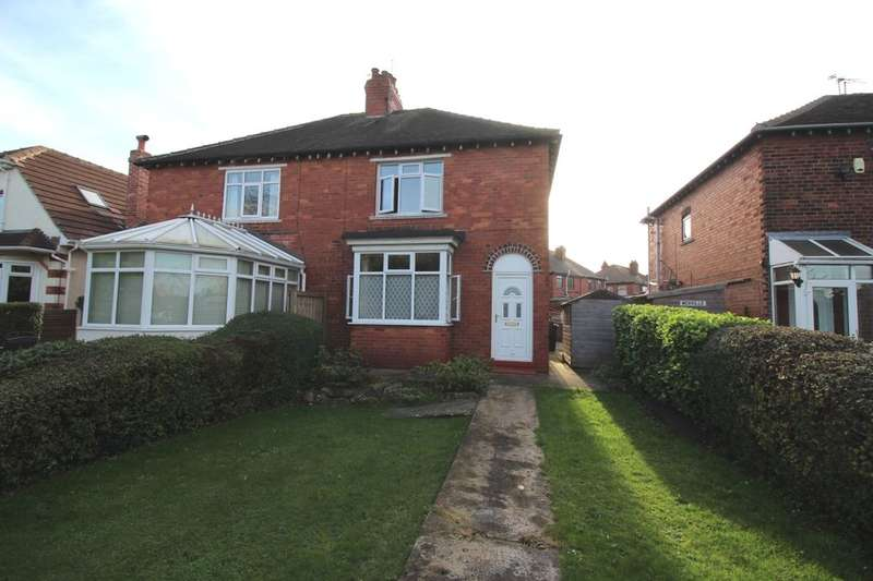 3 Bedrooms Semi Detached House for sale in York Road, Doncaster, DN5