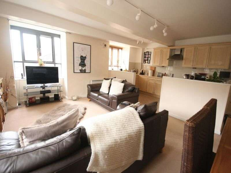 2 Bedrooms Flat for sale in Ilex Mill Bacup Road, Rawtenstall, Rossendale, BB4