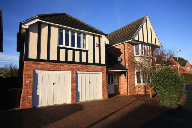 5 Bedrooms Detached House for rent in Haydn Jones Drive, Nantwich, CW5