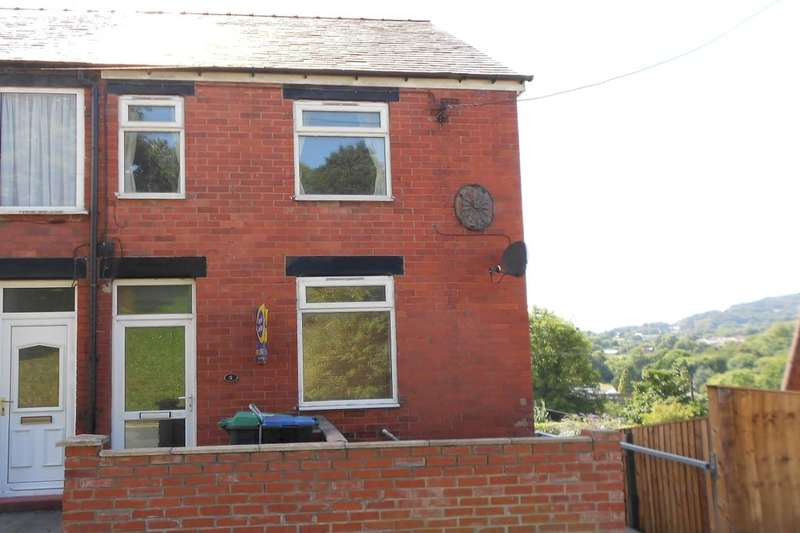 3 Bedrooms Terraced House for sale in Queen Street, Cefn Mawr, Wrexham, LL14