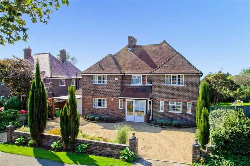 5 Bedrooms Detached House for sale in Meads Road, Seaford, East Sussex
