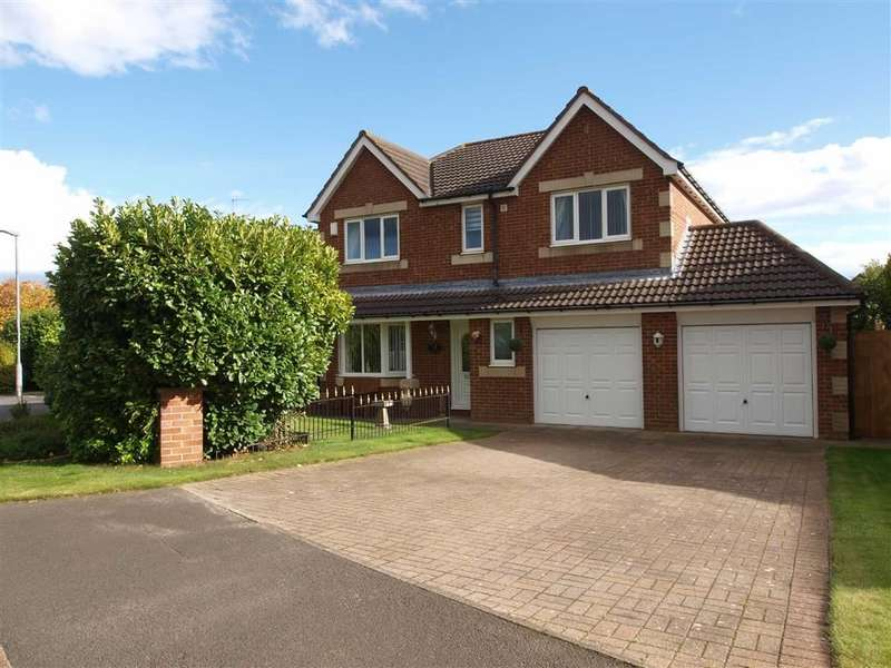 4 Bedrooms Detached House for sale in Eton Close, Cramlington