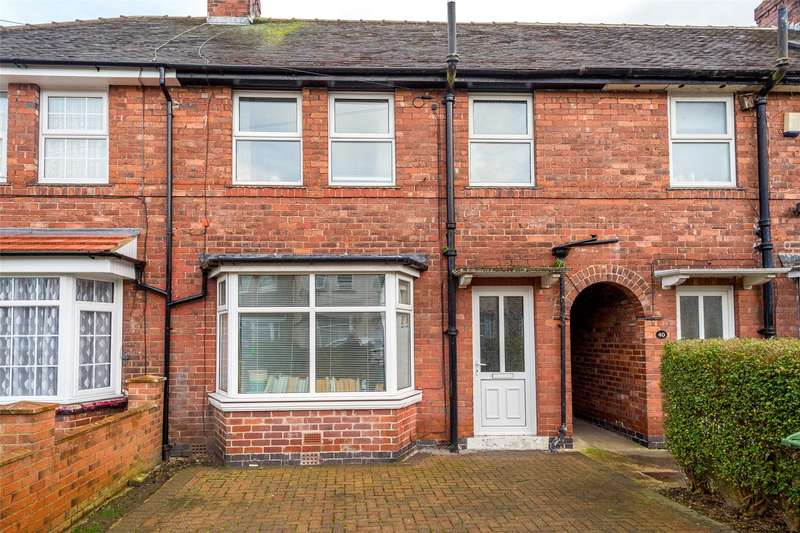5 Bedrooms Terraced House for rent in Starkey Crescent, York, YO31