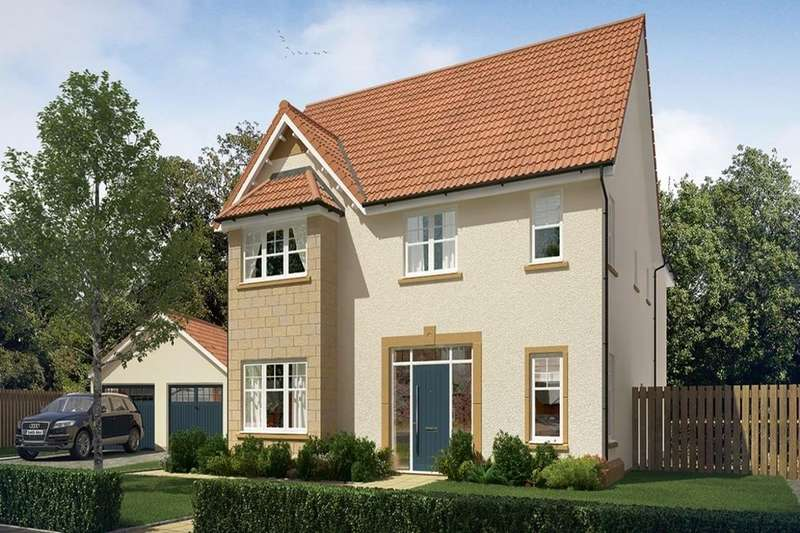 5 Bedrooms Detached House for sale in Burnell Park, Haddington, EH41