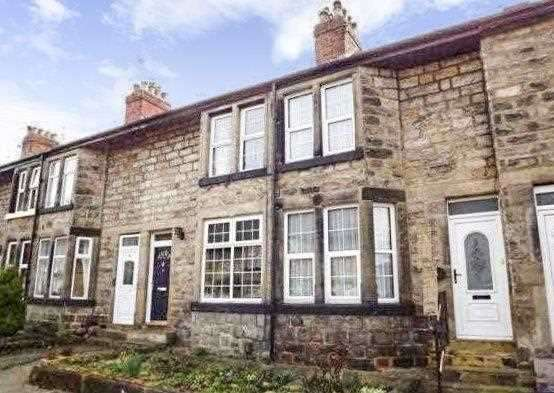 2 Bedrooms Terraced House for sale in Grove Park Lane, Harrogate