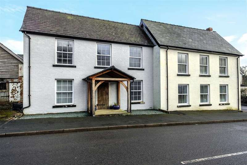 Property for sale in The Eagle, Broad Street, New Radnor