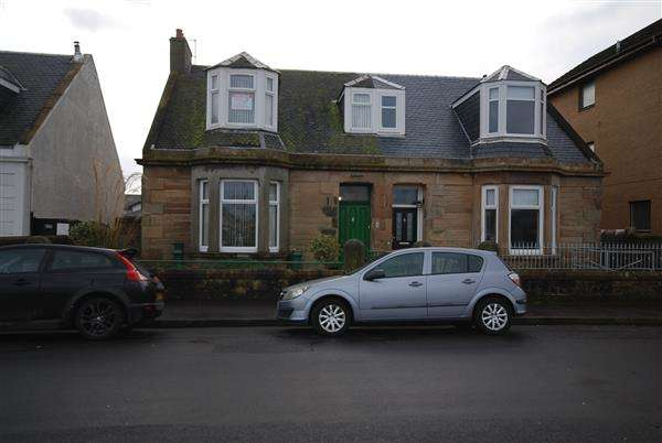 4 Bedrooms Semi Detached House for sale in Melbourne Road, Saltcoats