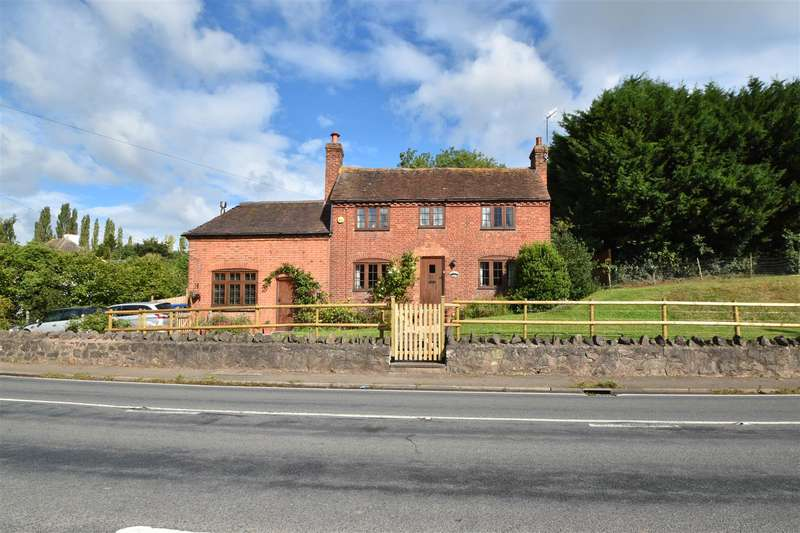4 Bedrooms Detached House for sale in Broadwas, Worcester