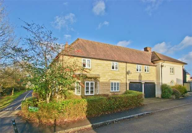 3 Bedrooms Link Detached House for sale in Tadley Acres, SHEPTON MALLET, Somerset