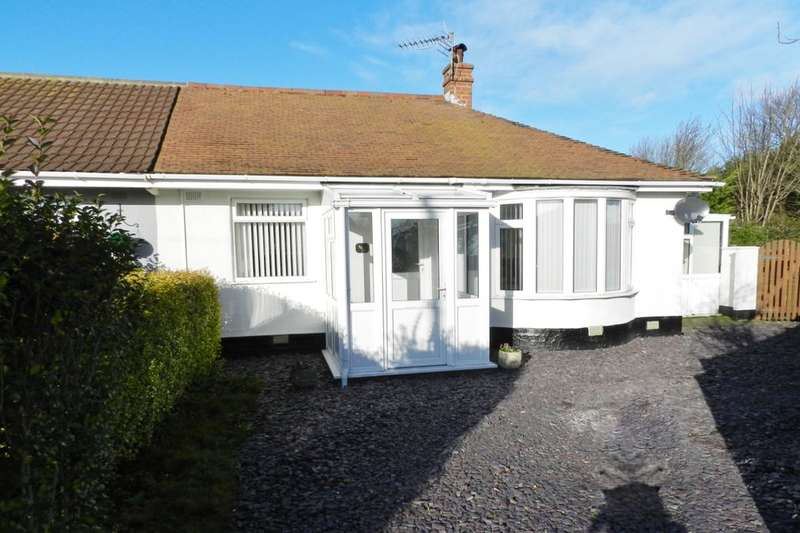 2 Bedrooms Semi Detached Bungalow for sale in Bray Avenue, Trusthorpe, Mablethorpe, LN12