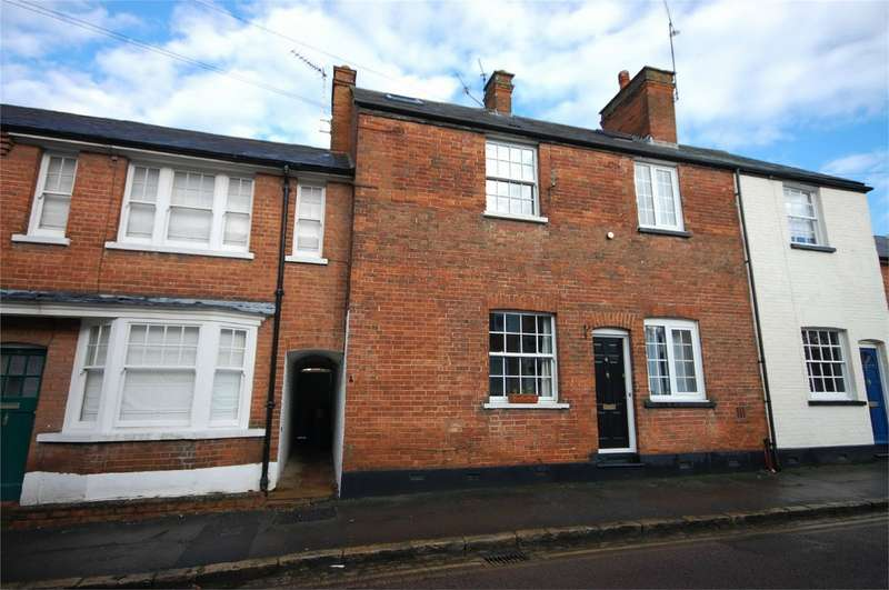 3 Bedrooms Terraced House for sale in Ripon Street, Aylesbury, Buckinghamshire
