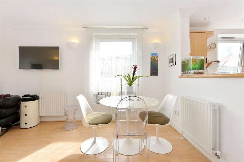 2 Bedrooms Flat for sale in West Point, 3 Grenade Street, London