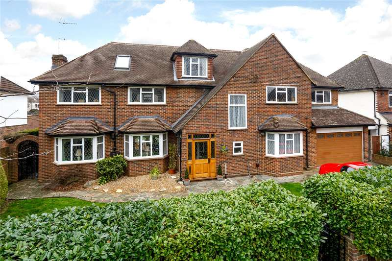 6 Bedrooms Detached House for sale in Ormond Crescent, Hampton, TW12