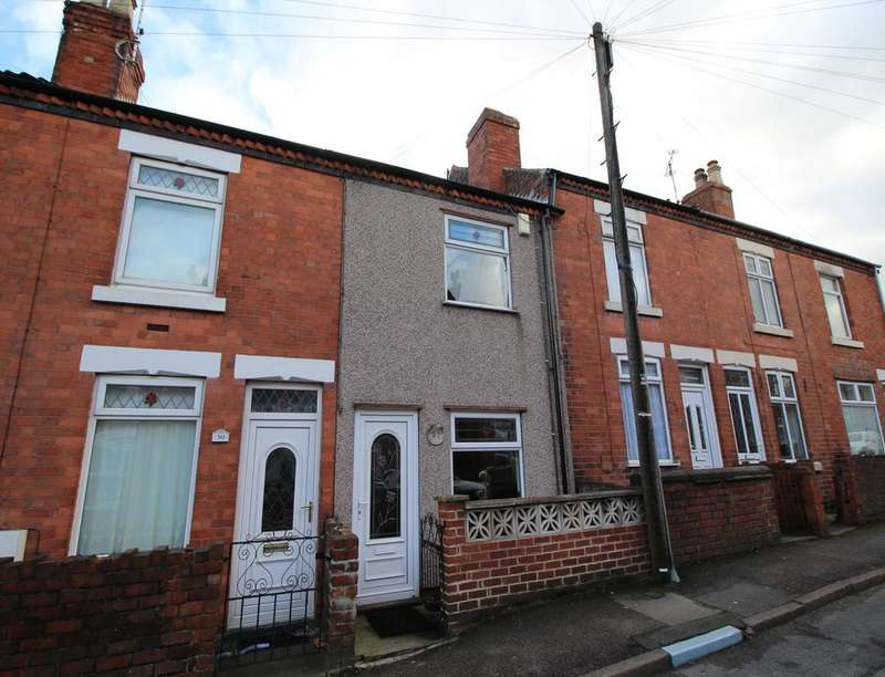 2 Bedrooms Property for rent in Parkin Street, Alfreton, DE55