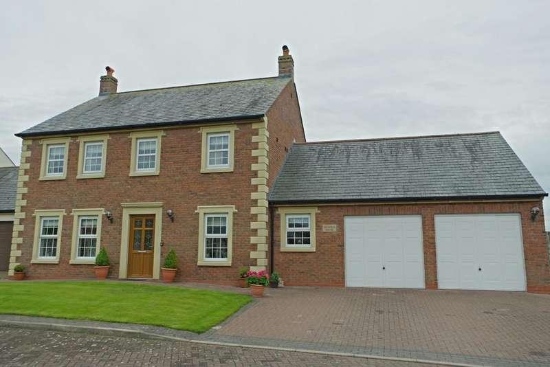 5 Bedrooms Detached House for sale in Baldwinholme