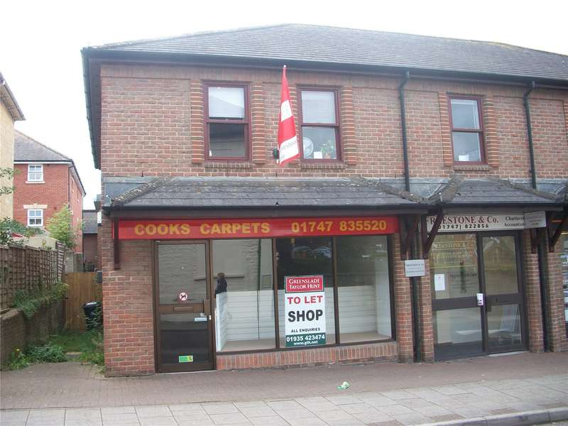 Shop Commercial for rent in The New Shopping Centre, Gillingham, Dorset, SP8