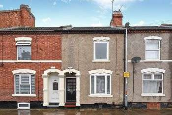 2 Bedrooms Terraced House for sale in Margaret Street, Northampton, NN1 3BW