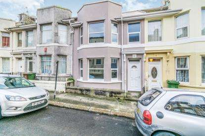4 Bedrooms Terraced House for sale in Keyham, Plymouth, Devon