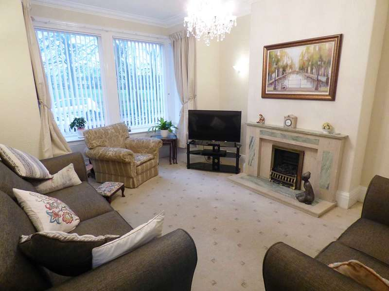 5 Bedrooms End Of Terrace House for sale in Alexandra Road, St Annes