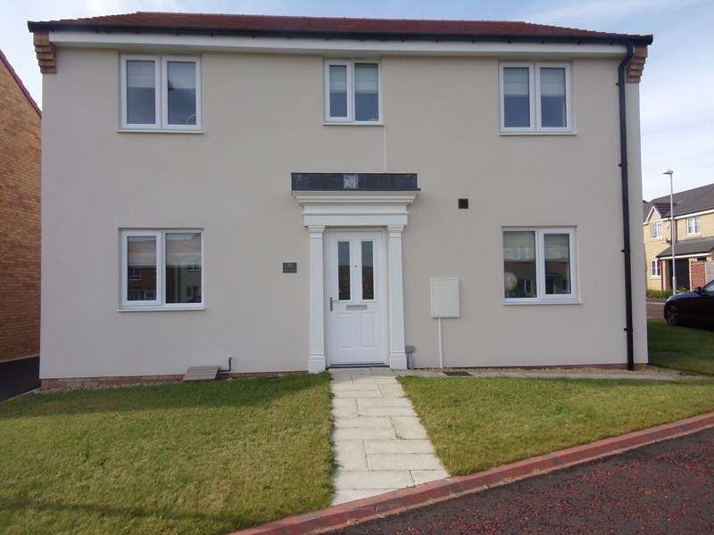 4 Bedrooms Property for sale in Ponteland Square, Crofton Grange, Blyth, Northumberland, NE24 4SH