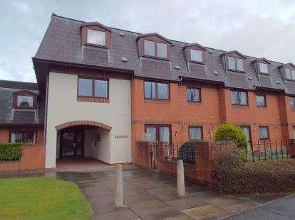2 Bedrooms Flat for sale in Hanover Court, Ingol, Preston, Lancashire, PR2