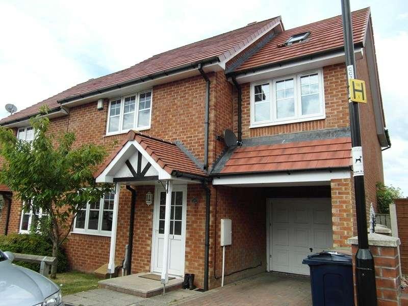 3 Bedrooms Property for sale in King Edward Road, South Hylton, Sunderland, Tyne & Wear, SR4 0RD