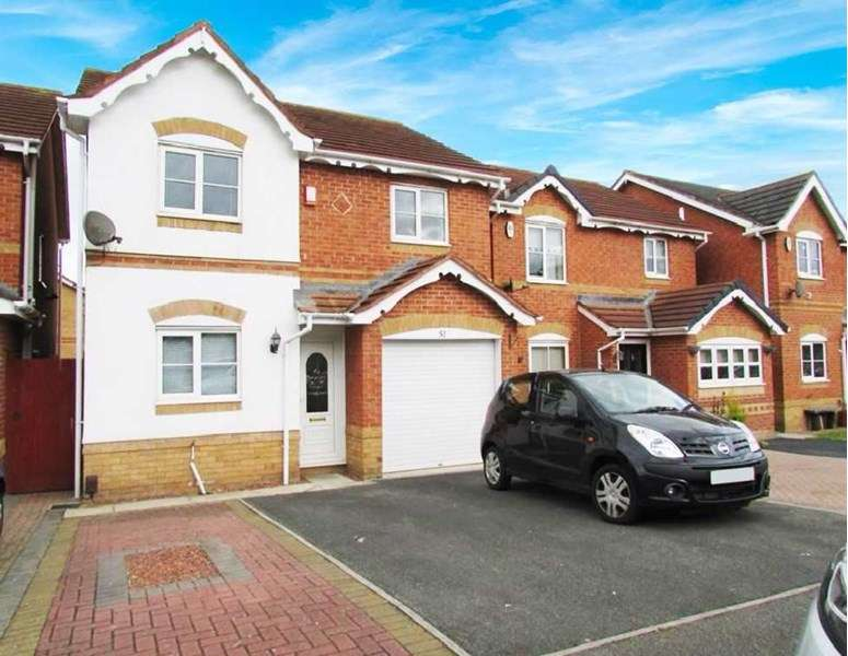 3 Bedrooms Property for sale in Whin Meadows, Hartlepool, Hartlepool, Durham, TS24 9NU