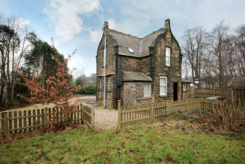 2 Bedrooms Cottage House for sale in Otley Road, Far Headingley, LS16