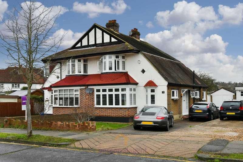 3 Bedrooms Semi Detached House for rent in Calverley Road, Stoneleigh