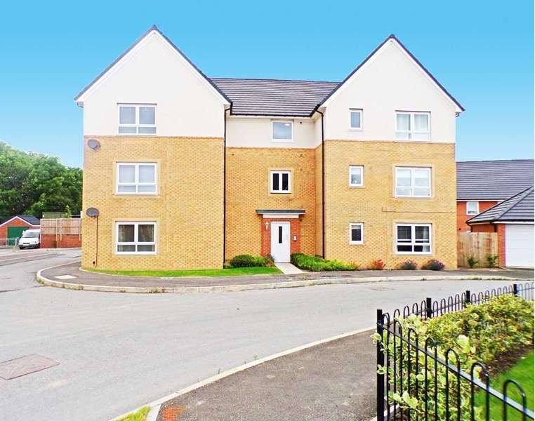 2 Bedrooms Apartment Flat for sale in Ryder Court, Killingworth, Newcastle upon Tyne, Tyne and Wear, NE12 6EE