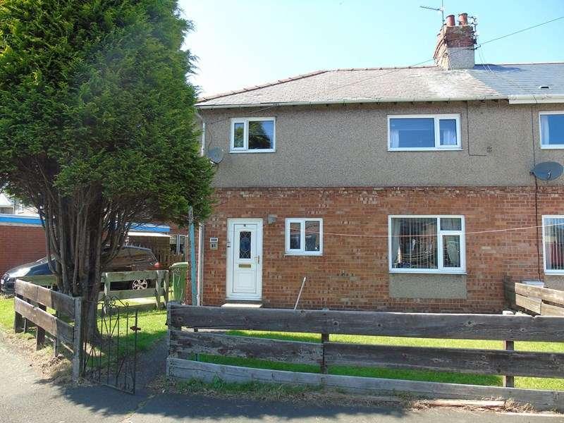 4 Bedrooms Property for sale in Garden City Villas, Ashington, Northumberland, NE63 0ER