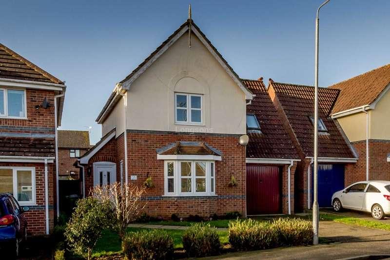 3 Bedrooms Detached House for rent in Heathlands, Swaffham
