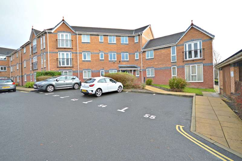 2 Bedrooms Apartment Flat for sale in Calderbrook Court, Cheadle Hulme