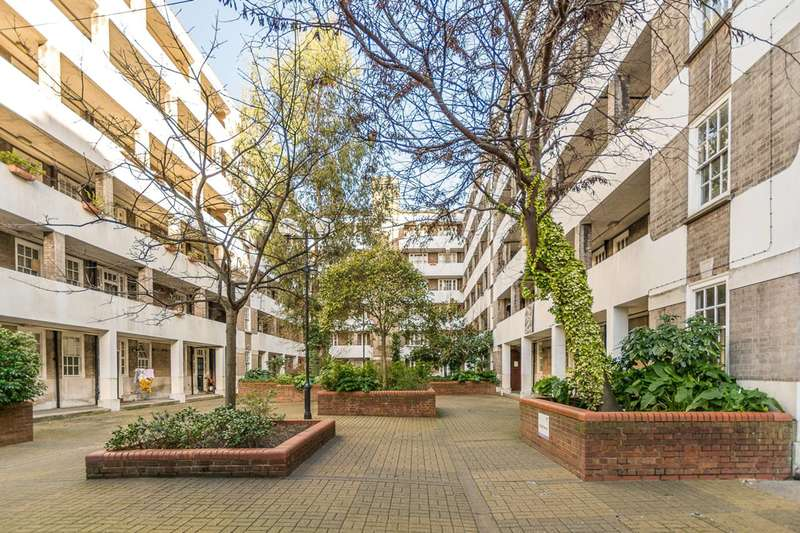 1 Bedroom Flat for sale in Page Street, Pimlico, SW1P
